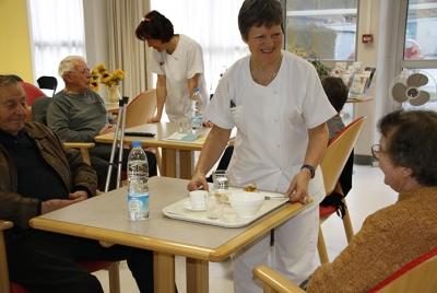 Hôpital de jour gériatrique