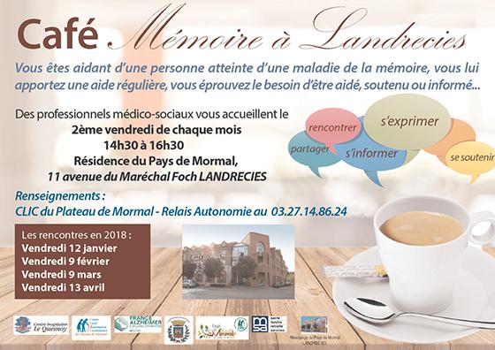 Café Mémoire à LANDRECIES