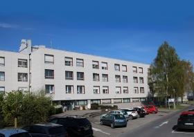 Derniers déménagements : le Centre Hospitalier dans sa configuration finale