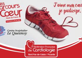 Dimanche 19 Mai : Le CH organise son parcours du cœur