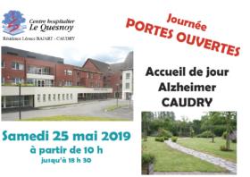 25 mai : Portes ouvertes à l'Accueil de jour Alzheimer de Caudry