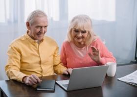 Période d'épidémie COVID-19 : Faciliter la communication familles / résidents