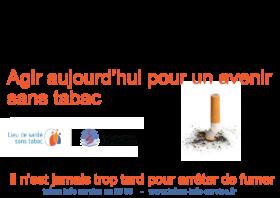 Journée Mondiale sans Tabac – 31 mai